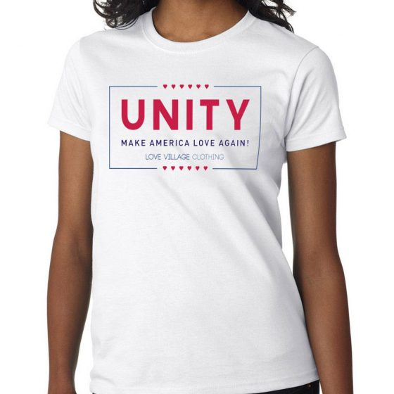 UNITY! Make America Love Again!