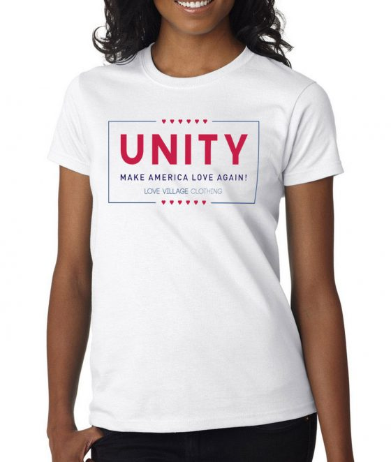 UNITY! Make America Love Again!