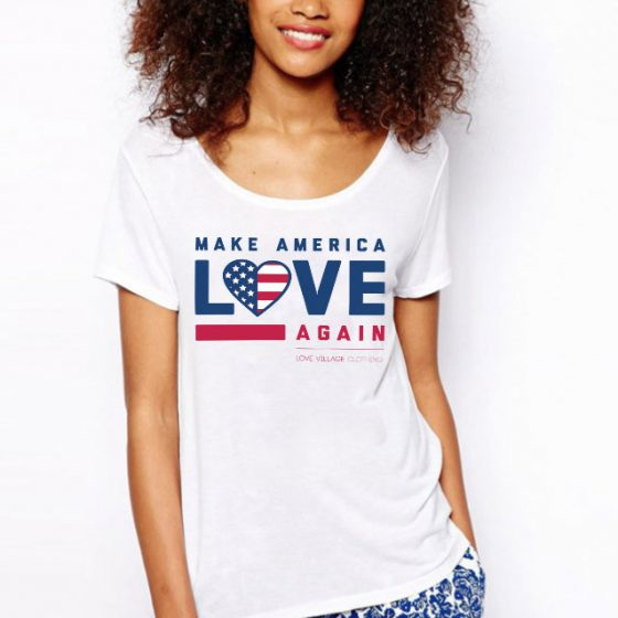 Make America Love Again with American Heart