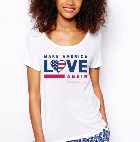 Make America Love Again with American Heart